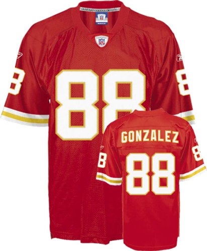 Jersey Fan Jerseys Premier Tony Red - Nfl Kansas City X-large Gonzalez Chiefs Clothing Sports Amazon com