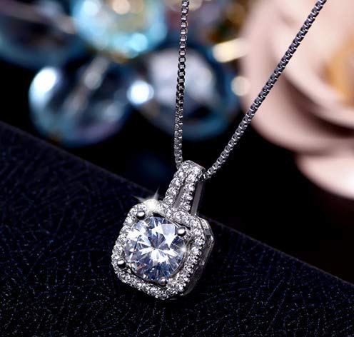 DONGMING Turtle Necklace Turtle Rhinestone Pendant Personality Charm Jewelry Mother Birthday Gift