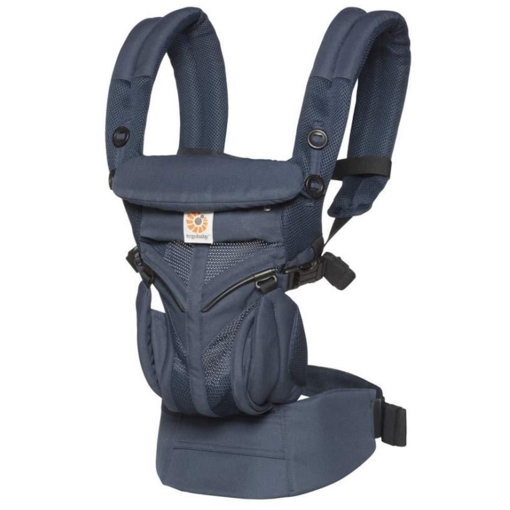 Ergobaby Omni 360 Cool Air Mesh Baby Carrier Midnight Blue