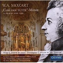 Cosi Fan Tutte by Mozart (2013-08-05)