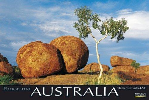 Australia 2014. PhotoArt Panorama Kalender