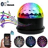 Disco Lights Party Lights Bluetooth Speaker TONGK