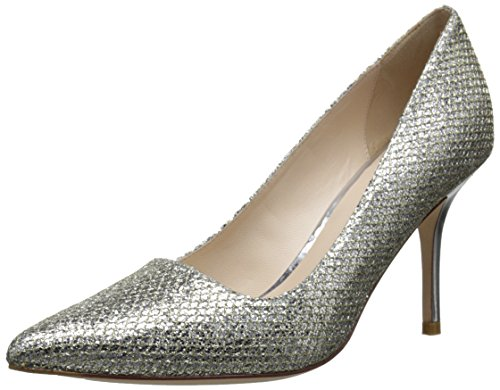 Cole Haan Women's Bradshaw Dress Pump, Gold/Silver, 8 B US (Cole Haan Animal Print Shoes compare prices)