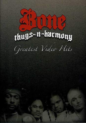 Bone Thugs-n-Harmony Greatest Videos by Ruthless (Red)