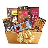 Godiva Gourmet Milk Chocolate Gift Basket