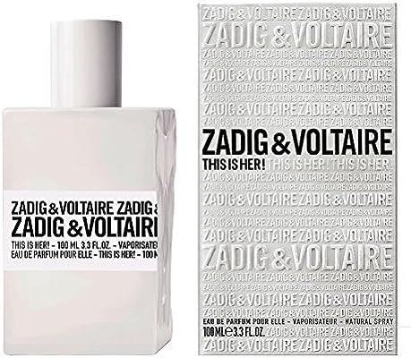 Voltaire Is Zadigamp; 100 MlBeautã© Et HerParfum This wTZiOPukX
