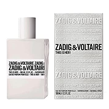 Zadig   Voltaire This Is Her! Parfum 100 ml  Amazon.fr  Beauté et Parfum 6a1c1fcc3a8