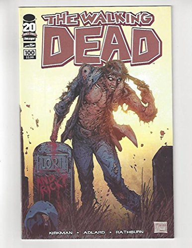 The Walking Dead #100/McFarlaneCover/1st Negan/NM