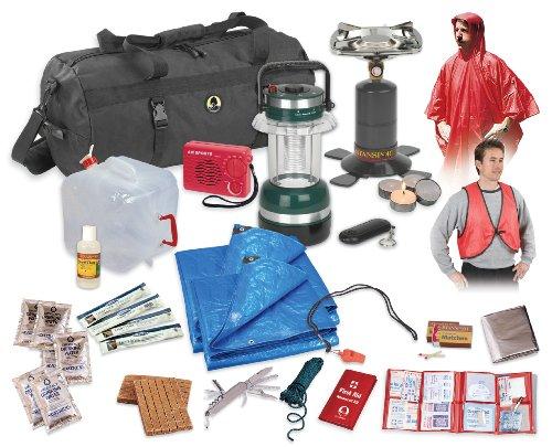 - Stansport Hurricane/Earthquake/Flood Emergency Kit
