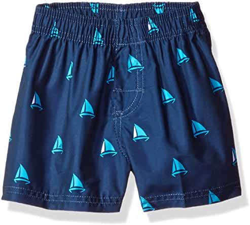 Kanu Surf Baby Boys' Regatta Sailboat Swim Trunk
