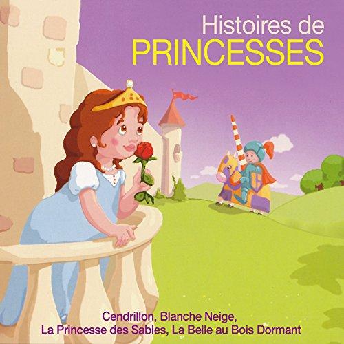 Histoires de princesses: Cendrillon, Blanche Neige, La princesse des sables, la belle au bois dormant ...