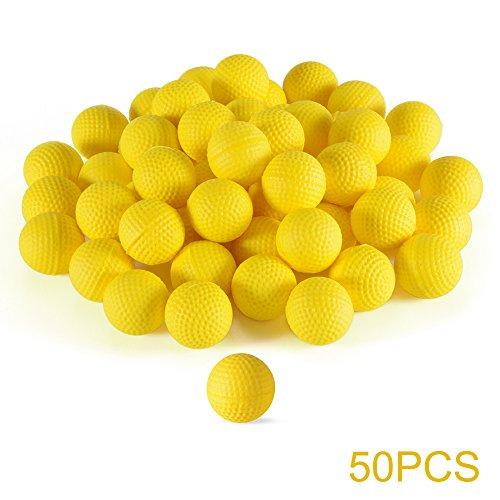 nerf gun bullets yellow - 7