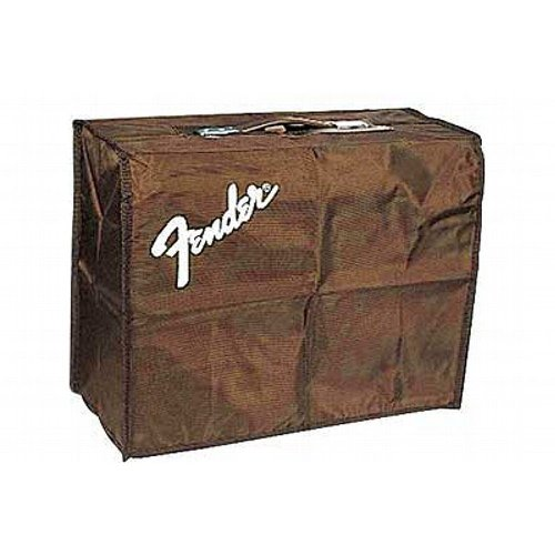 Stock Guitar Case Cover - Fender Hot Rod Deluxe Amplifier Cover - Brown