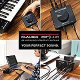 M-Audio AIR|HUB - USB Audio Interface with 3-Port