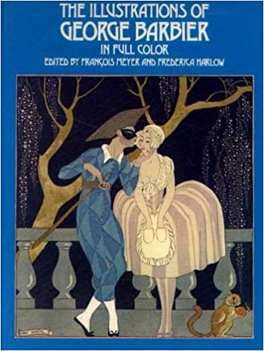 amazon the illustrations of george barbier in full color george