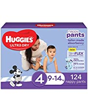 Huggies Ultra Dry Nappy Pants Boy