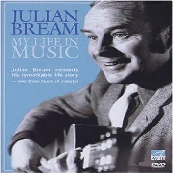 Julian Bream - My Life in Music [DVD]: Amazon co uk: Julian Bream