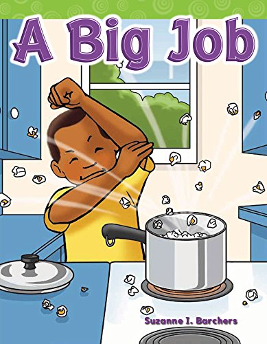 Teacher Created Materials - Targeted Phonics: A Big Job - Grade 2 - Guided Reading Level A (Targeted Phonics: Short O)