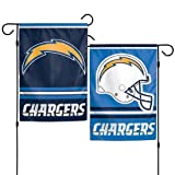WinCraft NFL San Diego Chargers Garden Flag