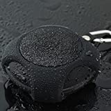 TurtleBack Portable Bluetooth Speaker IPX5 Waterproof with Colorful Silicone Protection; With CSR Bluetooth Chip Set; 40mm Speaker Diameter; 3.5hrs Speaker Play Time, Good for Outdoor Travel and Home Entertainment