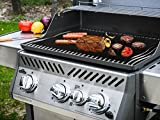 #8: PBKay BBQ Grill Mat Set of 2 Heavy Duty Non Stick Reusable -Dishwasher Safe- 16 X 13 inch