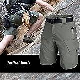 DEARWEN 2021 Upgraded Waterproof Tactical Shorts