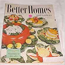 Better Homes And Gardens Magazine July 1950 Vol 28 Number 11 Issue Books