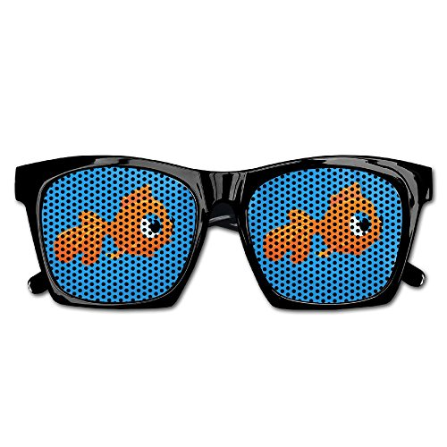 Elephant AN Themed Novelty Goldfish Wedding Visual Mesh Sunglasses Fun Props Party Favors Gift Unisex