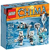 Lego legends of chima 70230 - Chima pack de la tribu del oso gelido