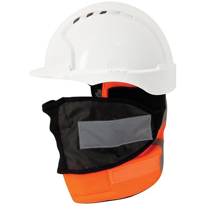 Granite Workwear JSP alta visibilidad térmico casco liner: Amazon.es: Amazon.es