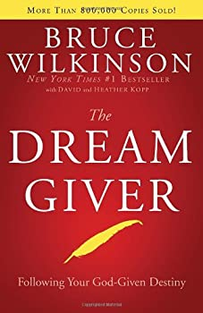The Dream Giver 159052201X Book Cover