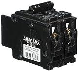 Siemens BQ2B035L 35-Amp Double Pole 120/240-Volt 10KAIC Lug In/Lug Out Breaker
