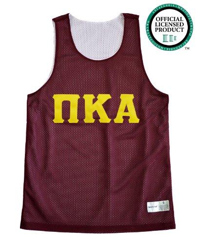 Ann Arbor T-shirt Company Men's PI KAPPA ALPHA Mesh Pike Tank Top