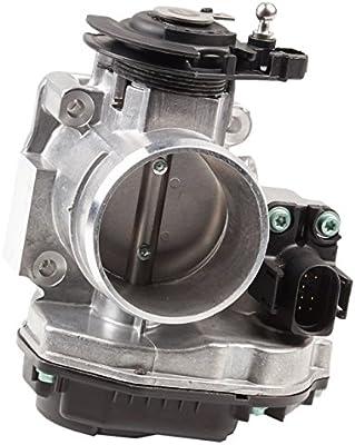 Amazon.com: Bapmic 058133063Q Throttle Body Assembly for Volkswagen Passat Audi A4 1.8L Turbo: Automotive
