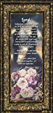 Marriage Prayer with Scripture, A Matthew Bible Verse, True Love Picture Frame, 6x12 7317R