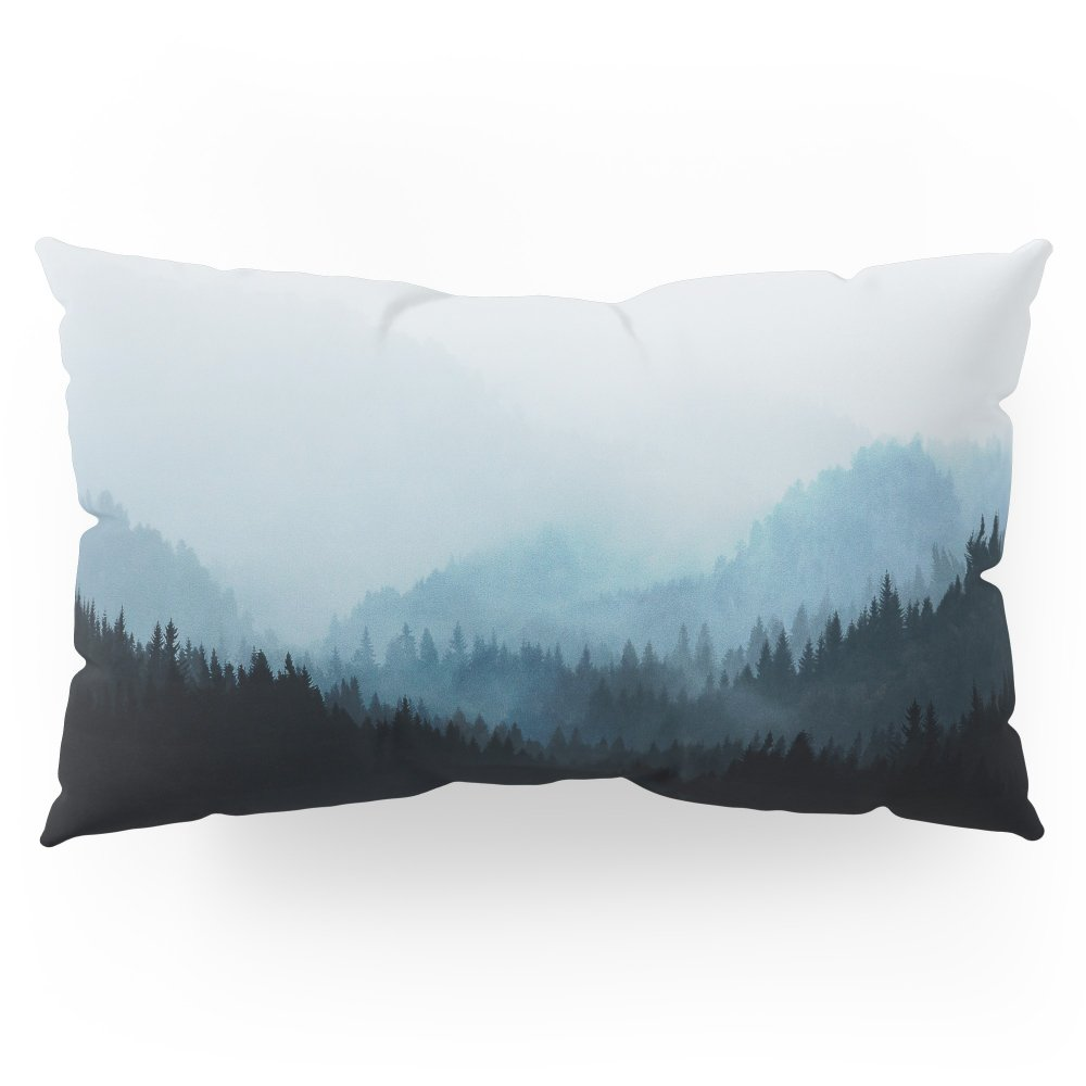 Society6 Woods 5Y Pillow Sham King (20'' x 36'') Set of 2