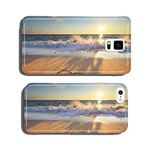 Heart on beach cell phone cover case iPhone6 Plus