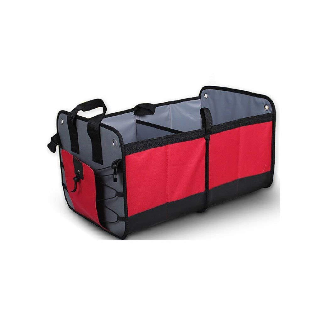 Erossn 収納ボックス、ハンドルが付いている立方体収納ボックス、ストラップが付いているトランクオーガナイザー、衣服用玩具バスケットDVDアートや本、ストラップが付いているトランクオーガナイザー B07R1X6BW7