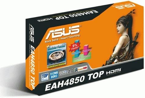 ASUS EAH4850 TOP//HTDI//512 Asus EAH4850 TOP//HTDI//512 graphics cards compare prices on wikio.com EAH4850 TOP//HTDI//512