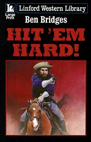 book cover of Hit \'em Hard!