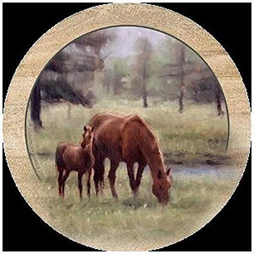- Mare & Foal Coaster Set