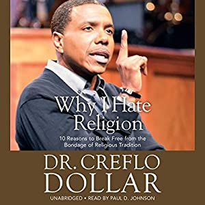 Why I Hate Religion Audiobook