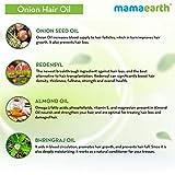 Mamaearth Onion Oil for Hair Growth & Hair Fall