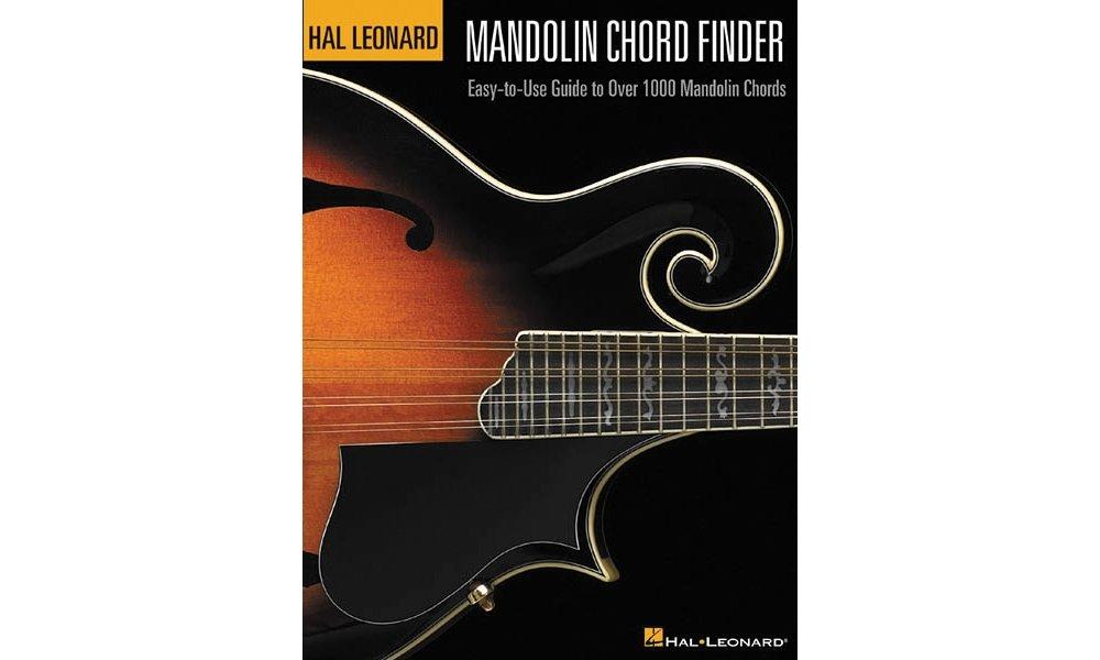 Amazon Hal Leonard Mandolin Chord Finder 12x9 Book