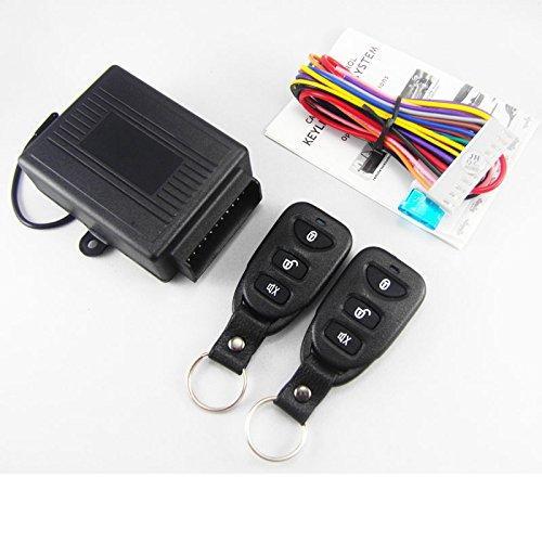 CamRom?Universal Car Door Lock Locking Vehicle Keyless Entry System Remote Central Kit CR8123Z