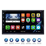 ATOTO 7''HD Touchscreen 2Din Android Car Navigation Stereo - Quadcore Car Entertainment Multimedia w/ FM/RDS Radio,WIFI,BT,Mirror Link,and more(No DVD Player)M4272 (17397/32G)