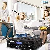 Wireless Microphone Power Amplifier System - 200W