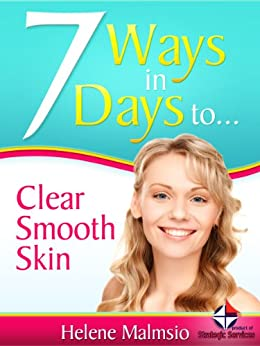 how to get clear skin in 4 days