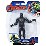 Marvel Avengers Black Panther 6-in Basic Action Figure
