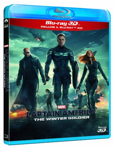 captain america 2 blu ray 3d - 7